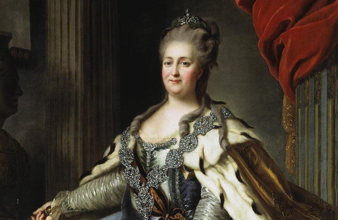 Российская императрица Екатерина II