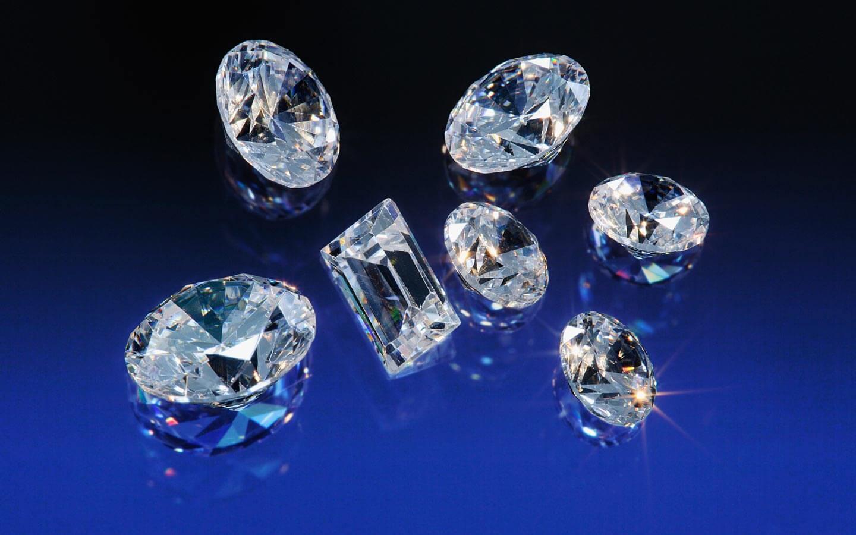 Бриллианты фото картинки камни